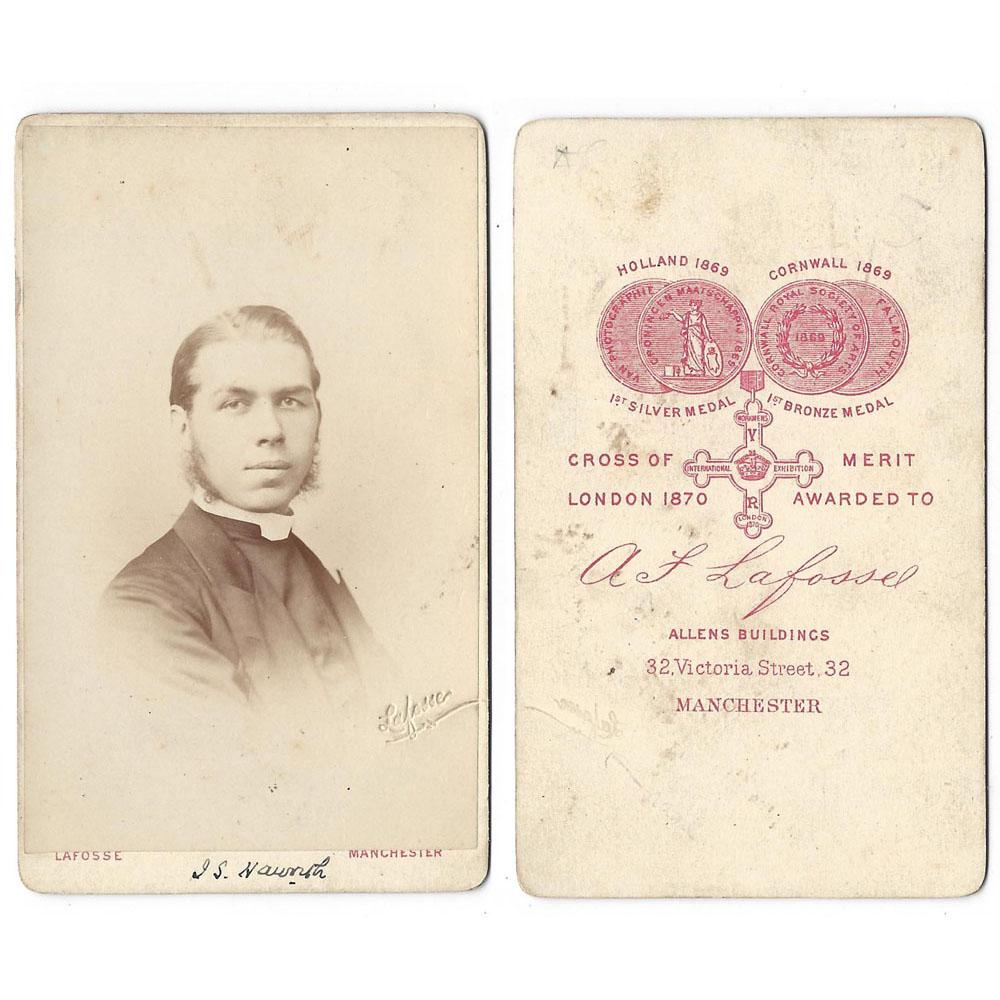 Details About CDV Marquis Of Salisbury Carte De Visite Photograph